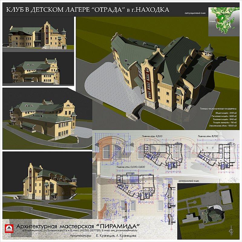 Архитектурная мастерская юсупова yusupov architects 1