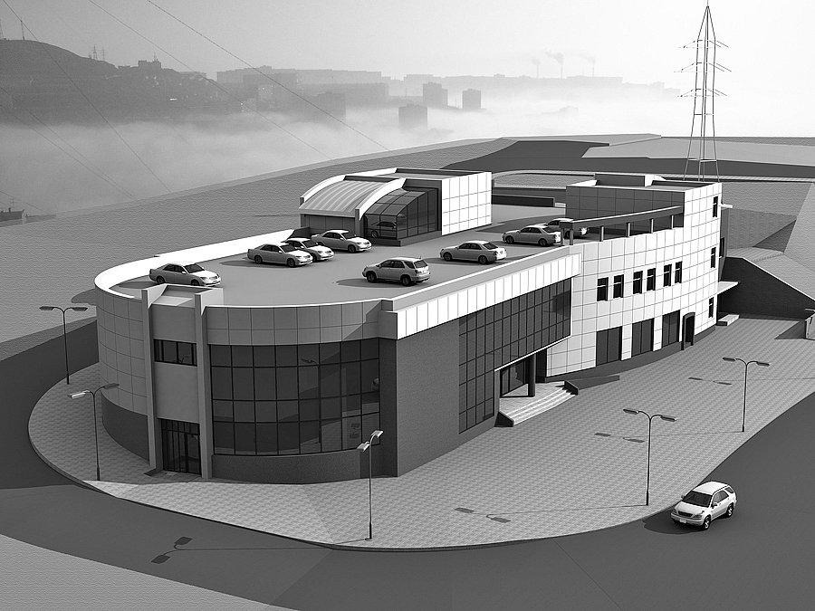 Торговый центр ШИЛКА по ул.Шилкинской в г.Владивостоке