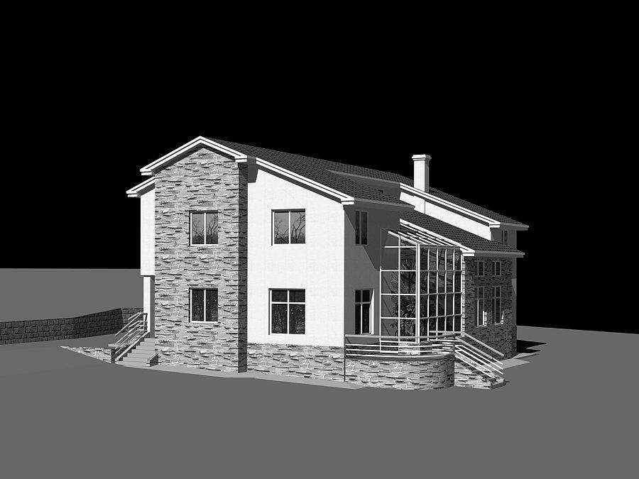 Малоэтажные жилые дома