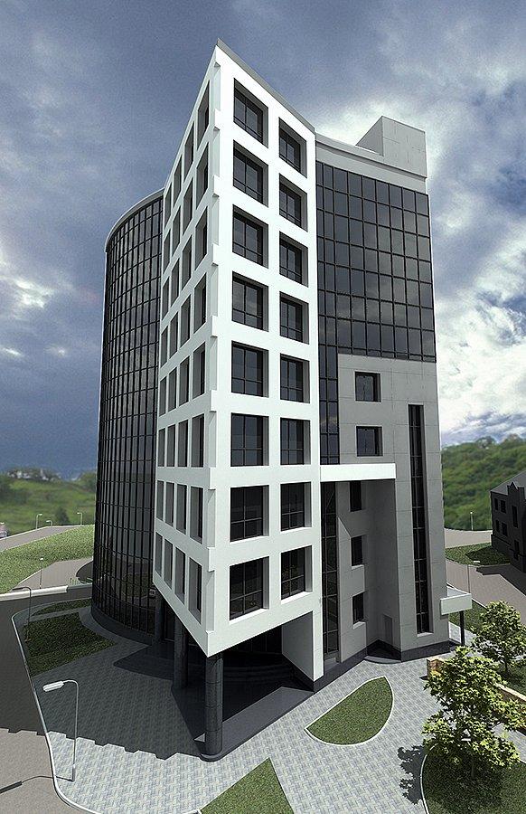 Административное здание г.Находка