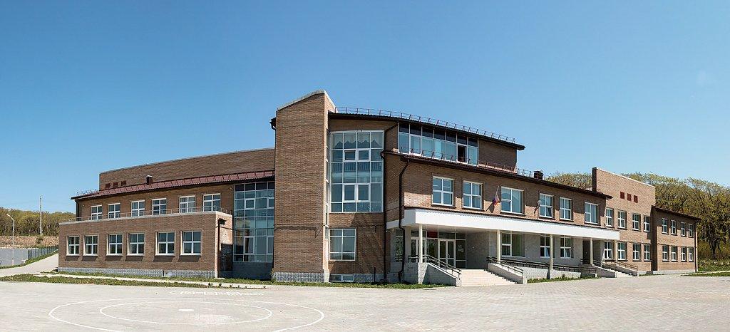Общеобразовательная школа на 120 мест на о.Русский в г.Владивостоке